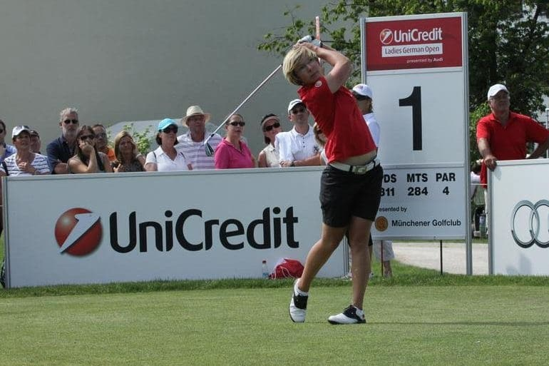 Ann-Kathrin Lindner: Alltag eines Profi-Golfers (Teil II)
