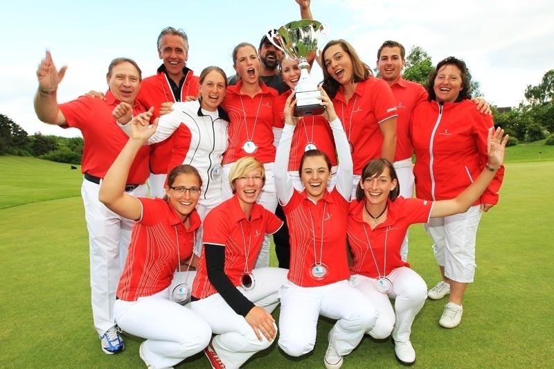 Ann-Kathrin Lindner: Alltag eines Profi-Golfers