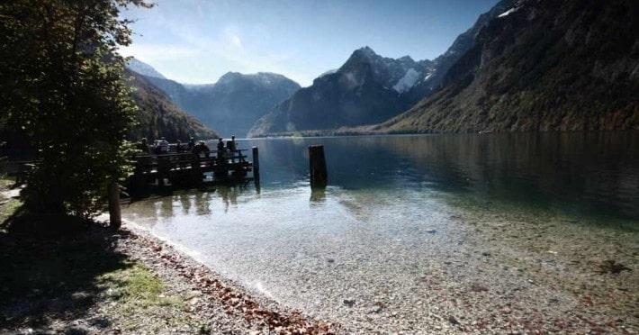 Auf die Gotzenalm am Königssee – 2 Tages Wanderung mit Hüttenübernachtung