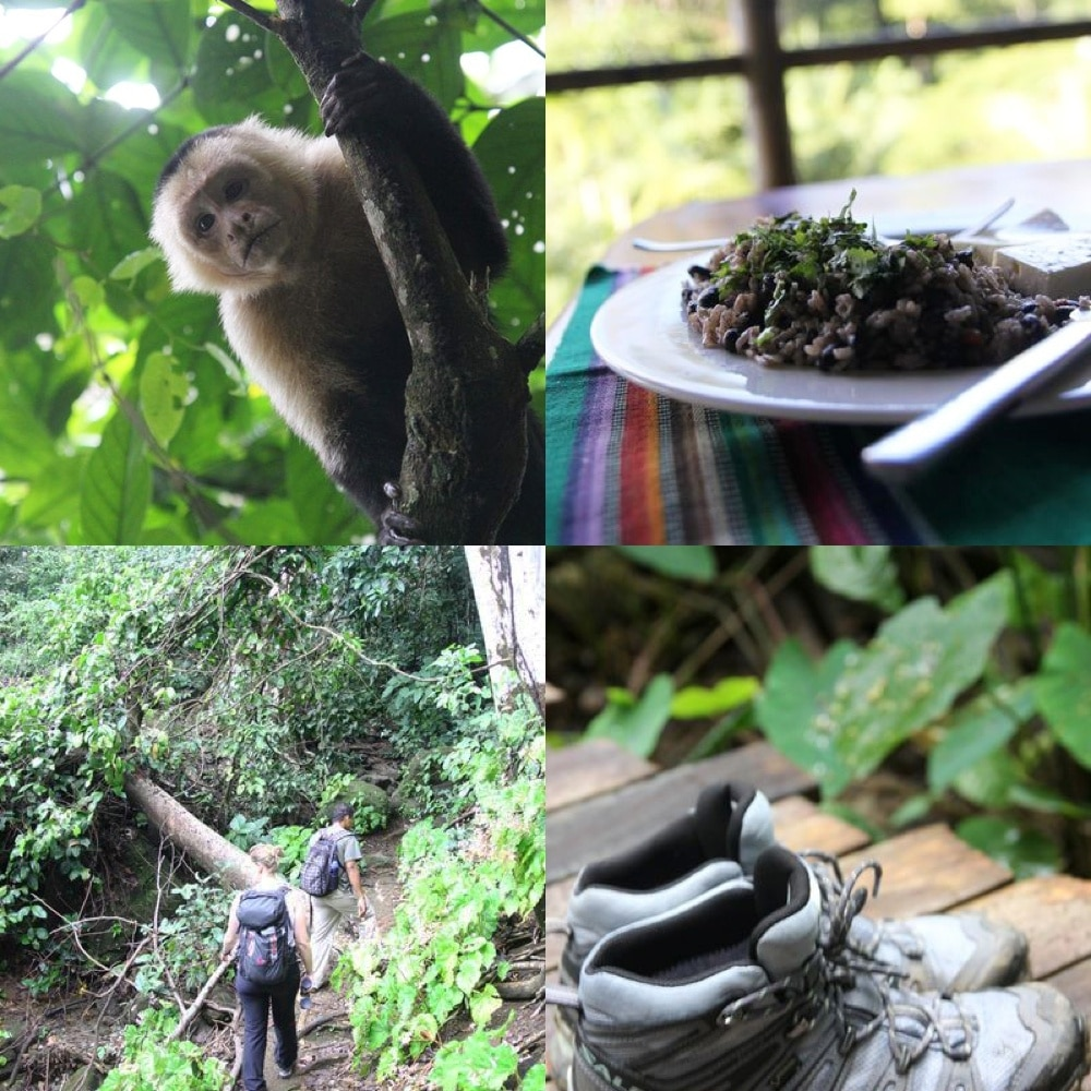 Backpacking Costa Rica