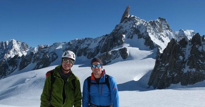 Bergtipp fürs Frühjahr: Die Tour Ronde Nordwand