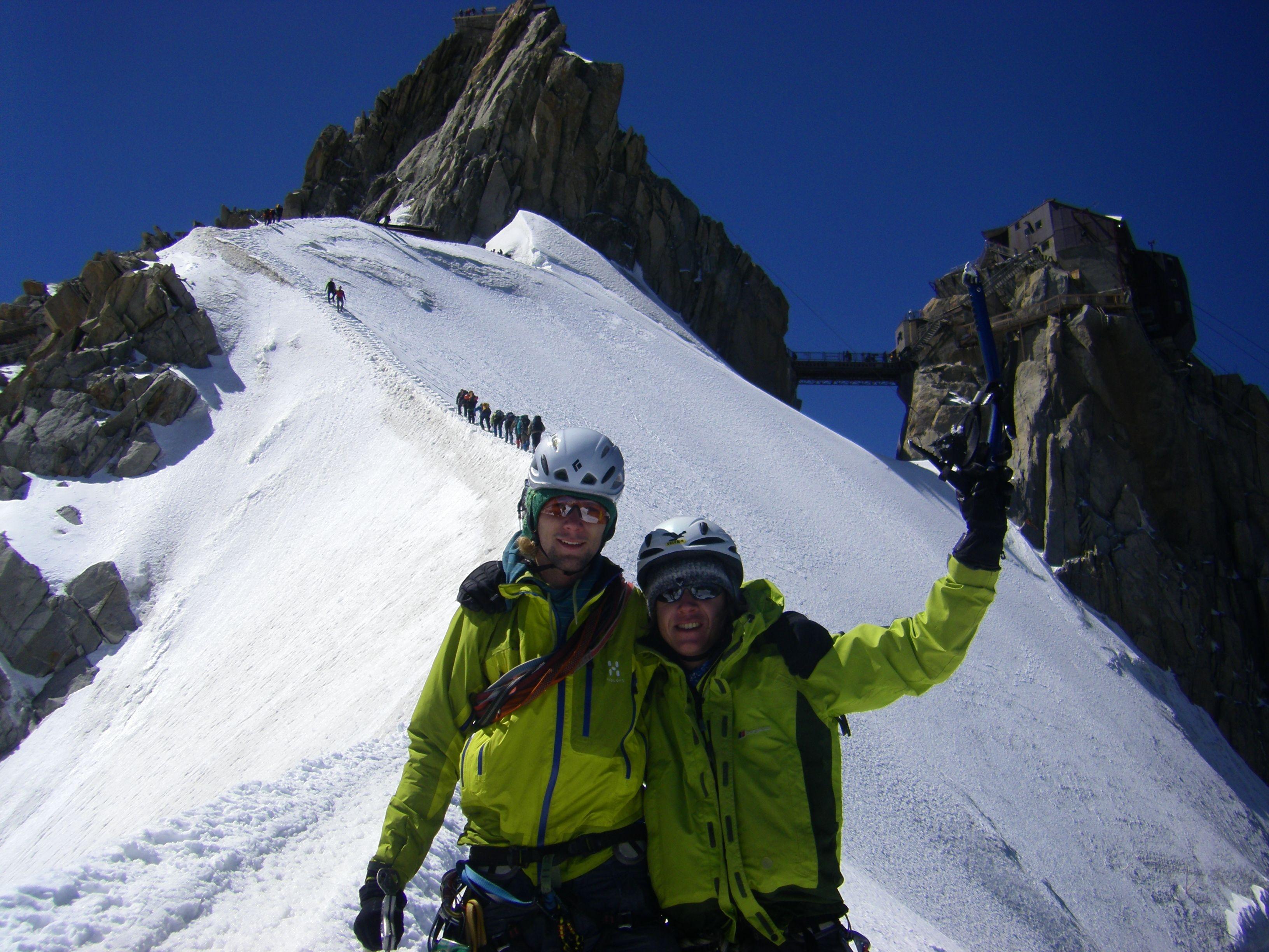Bergtour: Warum Urlaub, wenn es doch Bergsteigen gibt?
