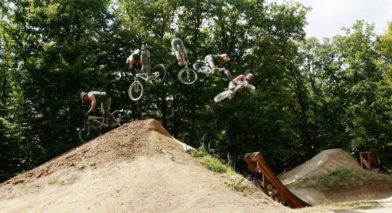 "Bikepark im UNESCO Welterbe ""Oberes Mittelrheintal"""