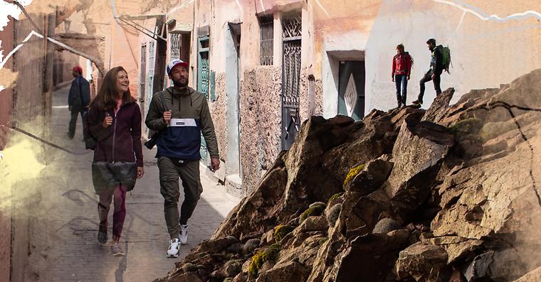 Bis Bald in Marokko
