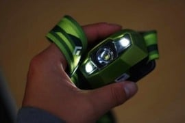 Black Diamond ReVolt Stirnlampe im Test