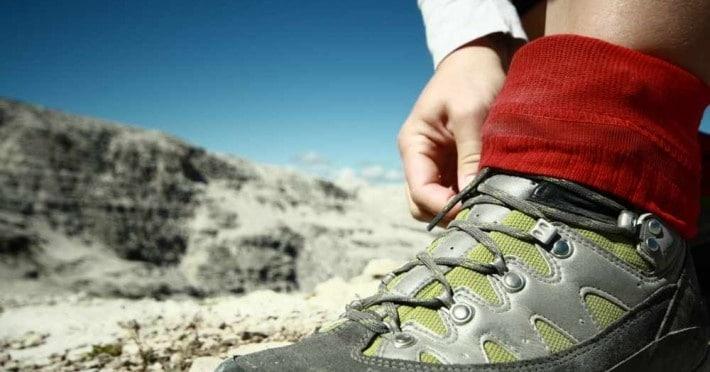 Blasen beim Wandern – wie kann man sie verhindern?