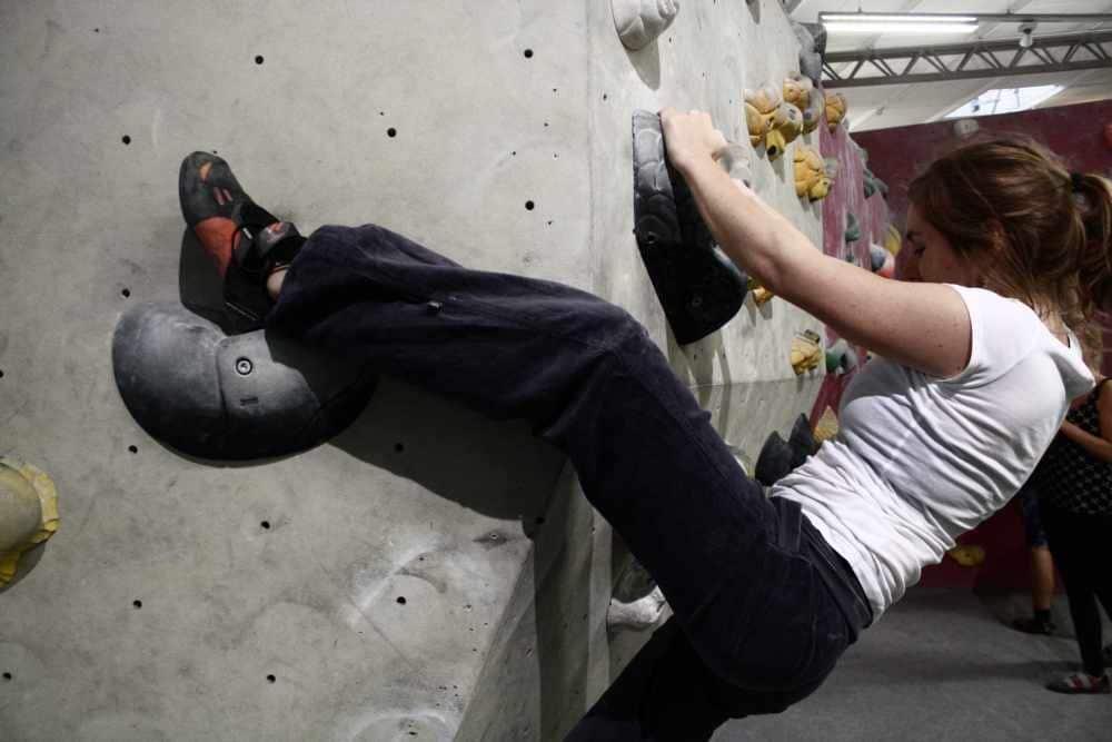 Bouldern für Fortgeschrittene: Techniktipps
