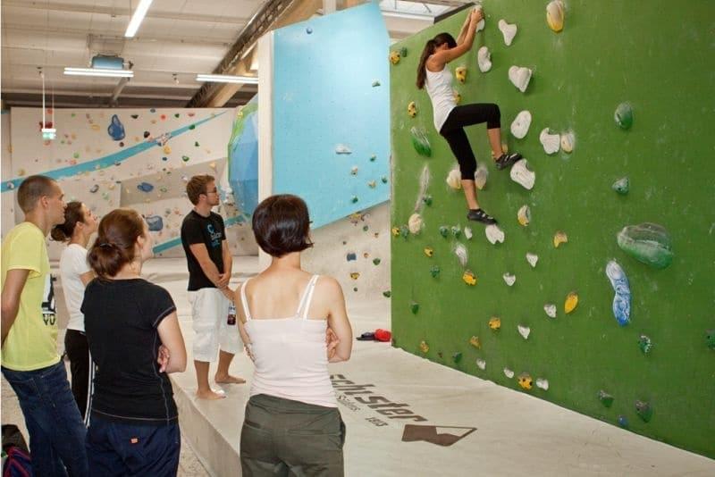 Bouldern: Tipps für Anfänger