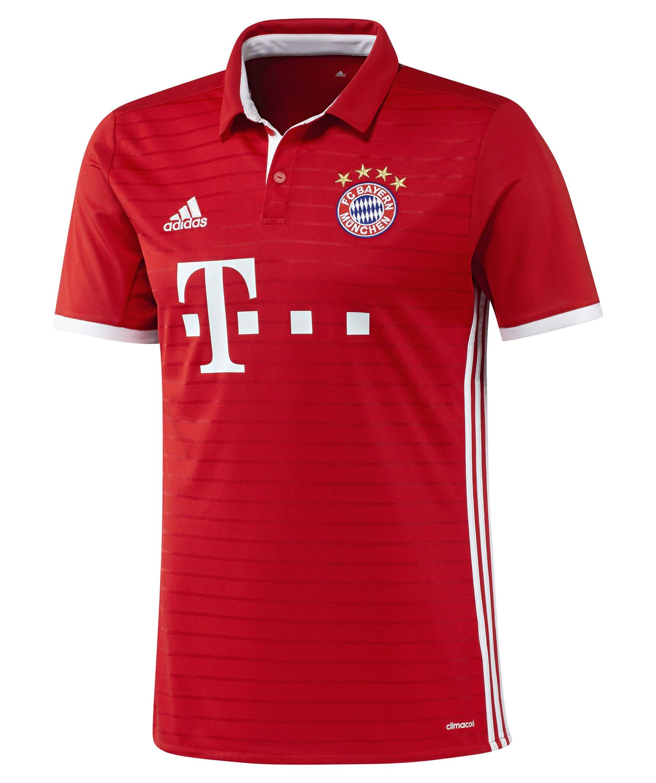 Bundesliga Trikots 16 17