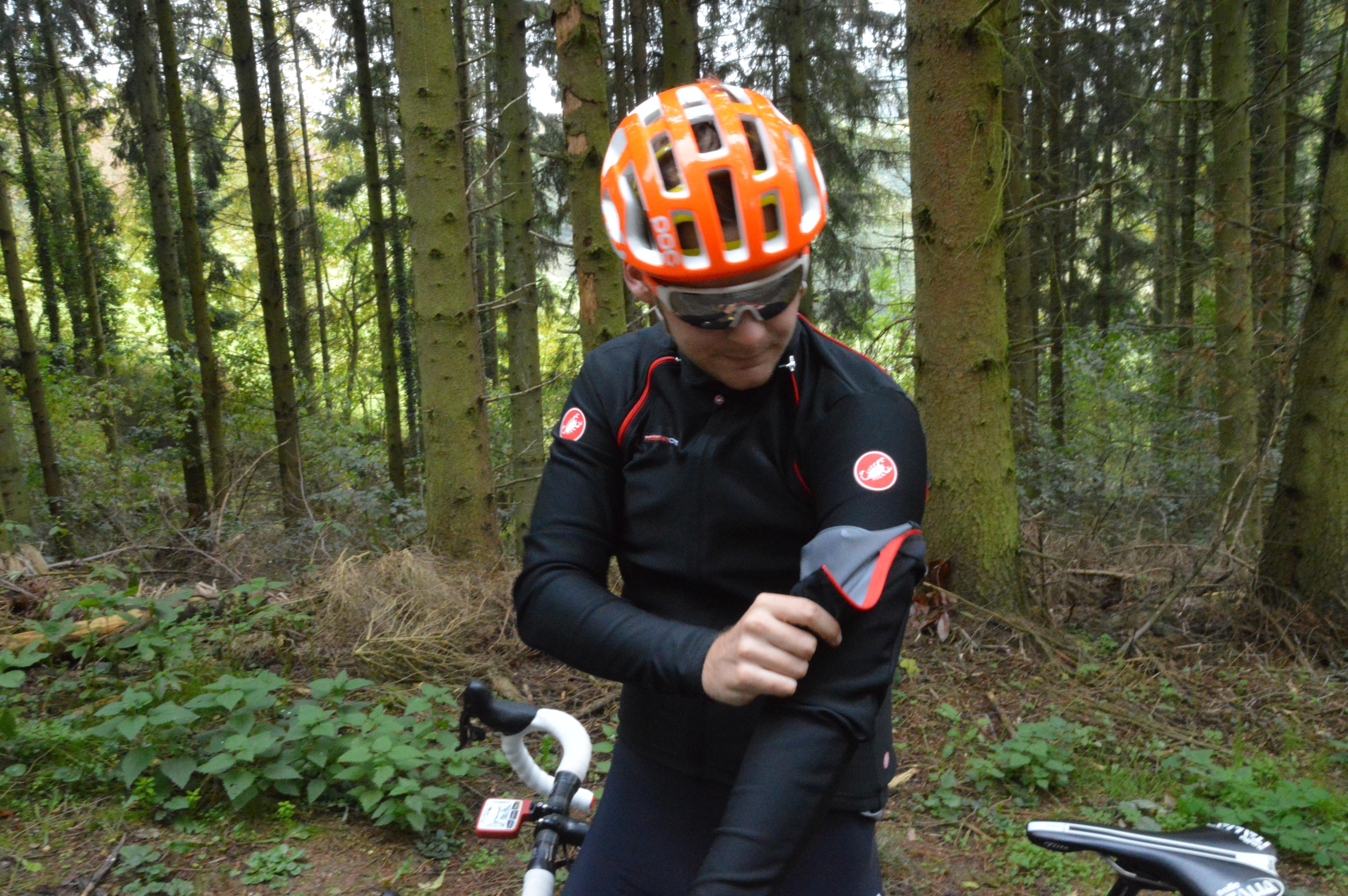 Castelli Gabba: Warm auf dem Bike