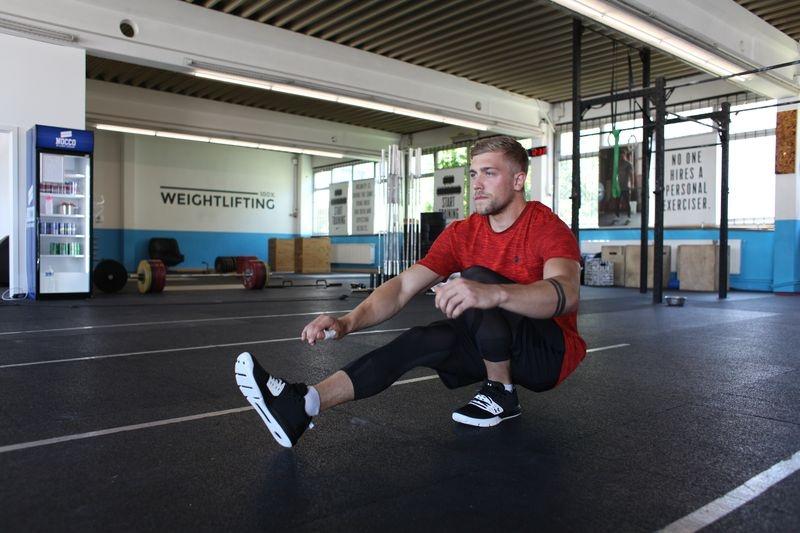 Crosstraining-Grundlagen und Skalierung der Übungen