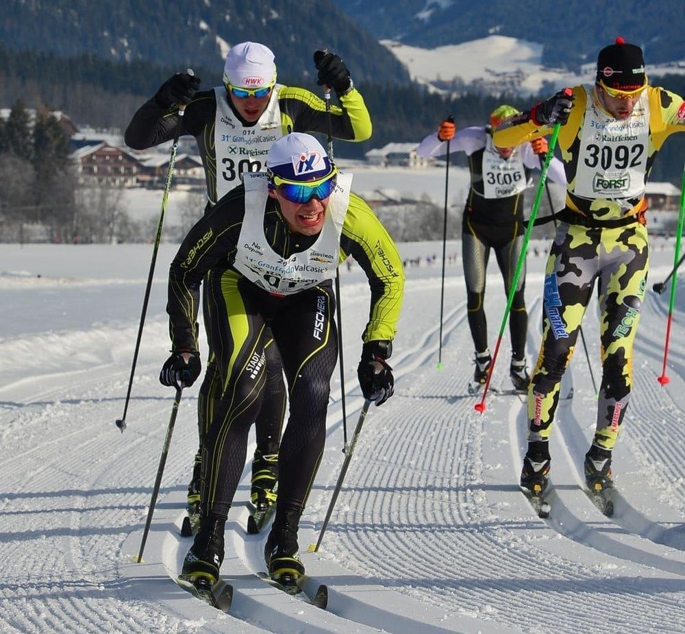 Das Fischer-Nordic-Racing-Team stellt sich vor