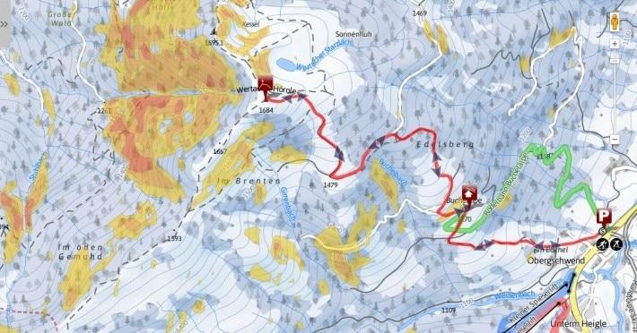 Das Ortovox Safety Lab 2: Vorbereitungen für Skitouren