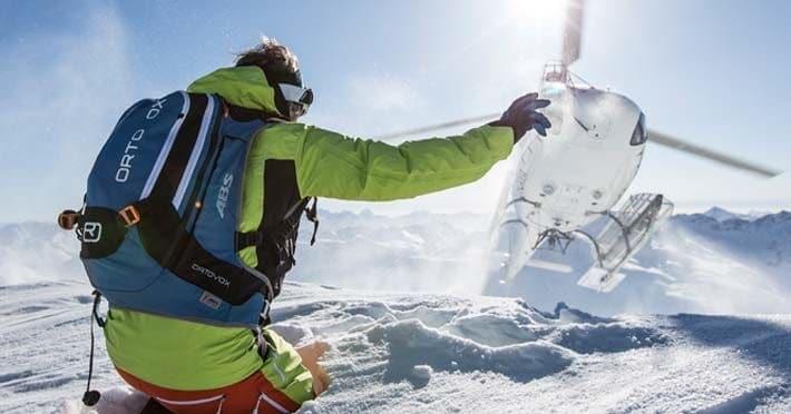 Das Ortovox Safety Lab 5: Notsituation am Berg