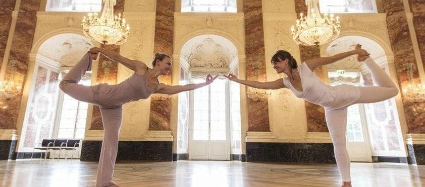 Das Yoga-Event des Jahres: Elena Brower und Spring Groove am 14.07.2013 im Mannheimer Schloss