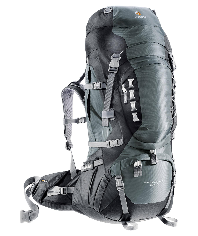 Den passenden Rucksack finden und richtig packen