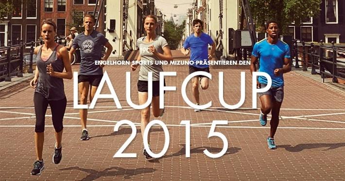 Der engelhorn sports Mizuno Laufcup 2015