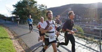 Der erste Trailmarathon in Heidelberg