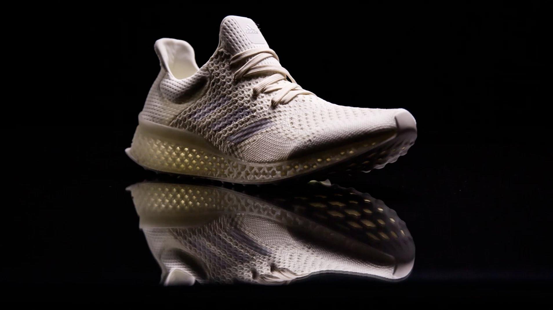Der Laufschuh der Zukunft: adidas Futurecraft 3D