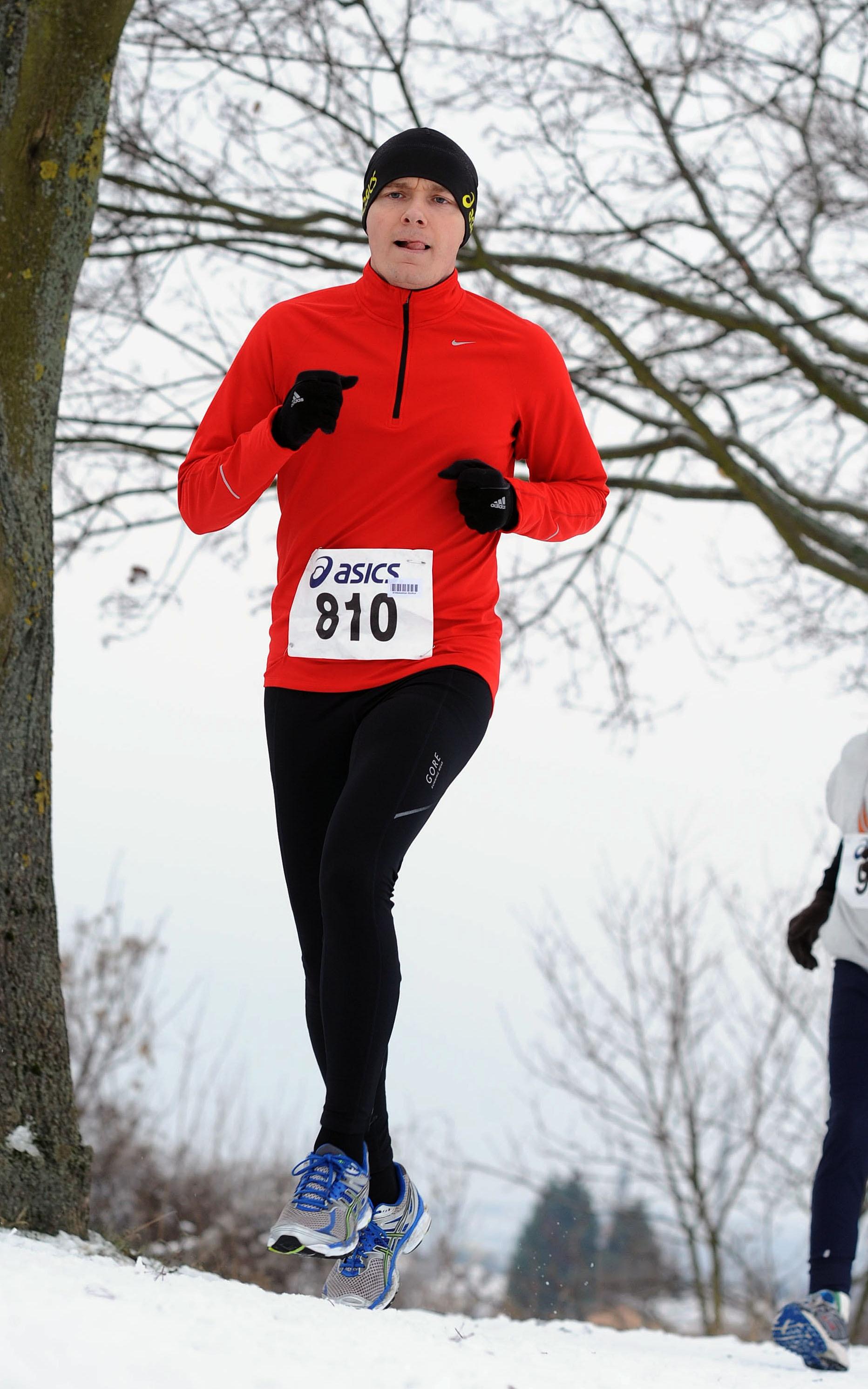 Der Marathonmann: ein neuer Trainingstag