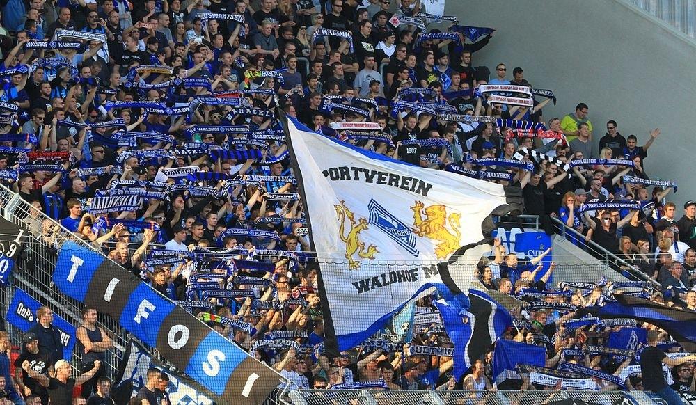 Der Spieleralltag von Marcel Seegert beim SV Waldhof Mannheim