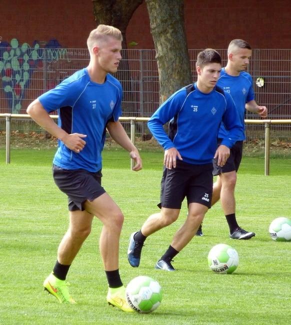 Der SV Waldhof Mannheim in der Saisonvorbereitung