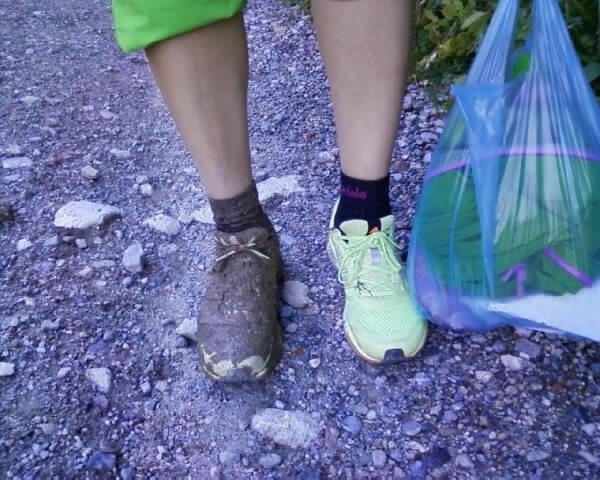 Der Swiss Iron Trail - Annabel berichtet über ihr Erlebnis