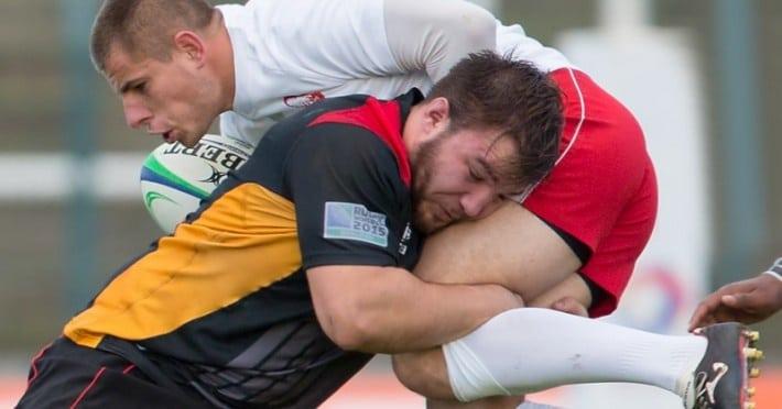 Die deutsche Rugby-Nationalmannschaft in der WM-Qualifikation