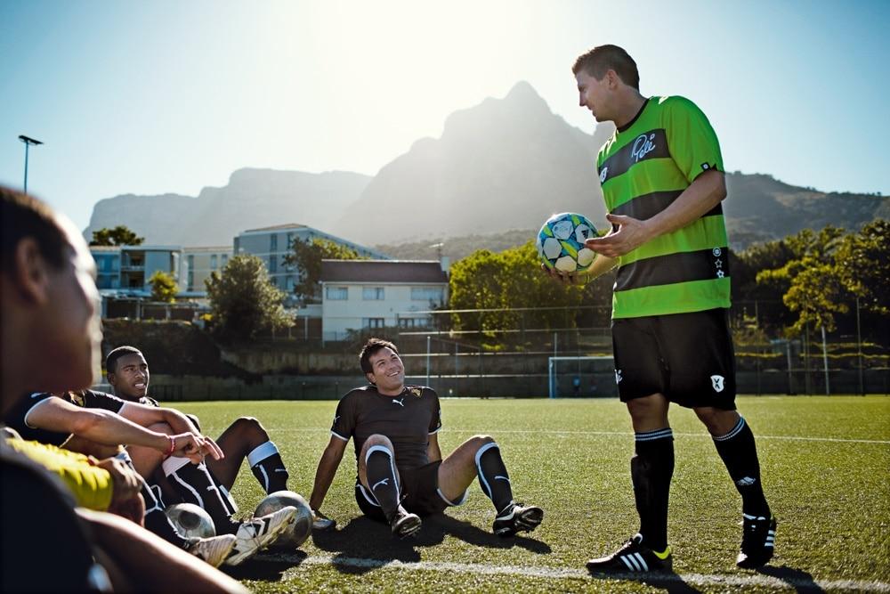 Die größte Chance des Lebens - Africa Soccer Developments