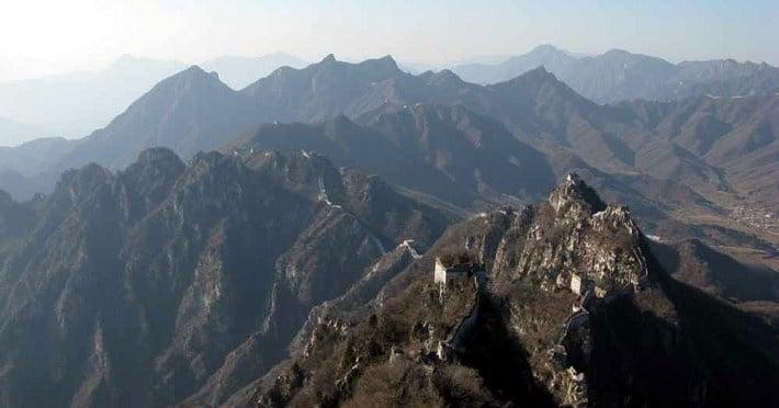 Die Große Mauer: 2-Tages-Tour von Jiankou nach Mutianyu