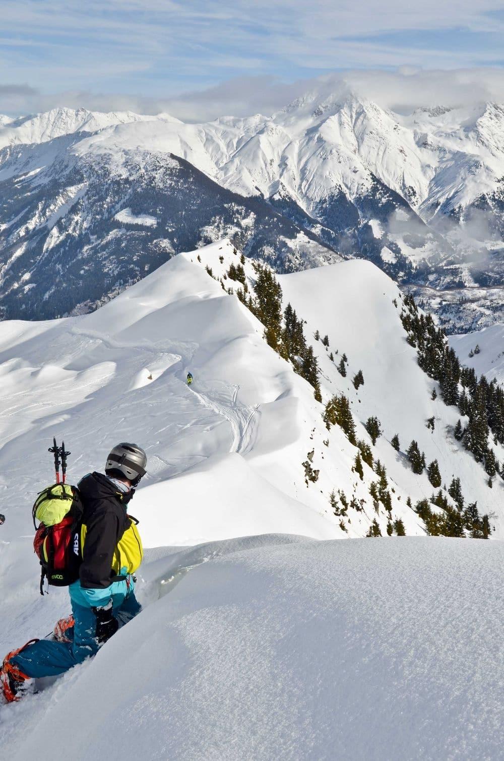 Die optimale Skitourenausrüstung