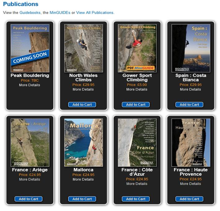 Digitale Kletterführer: Zukunft der Kletterszene?