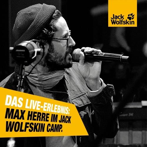 Draußen ist überall – Jack Wolfskin geht mit Jürgen Vogel auf Entdeckertour
