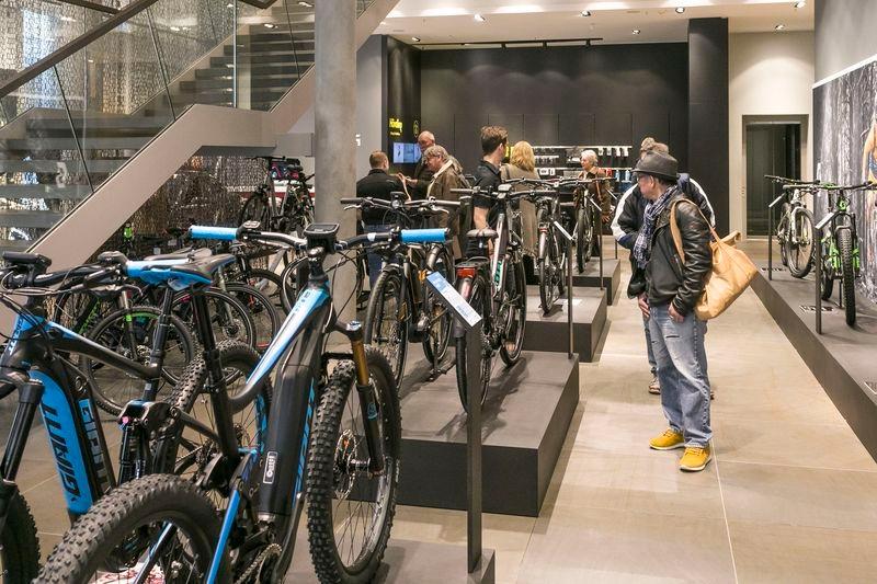 e-mobility center in den quadraten