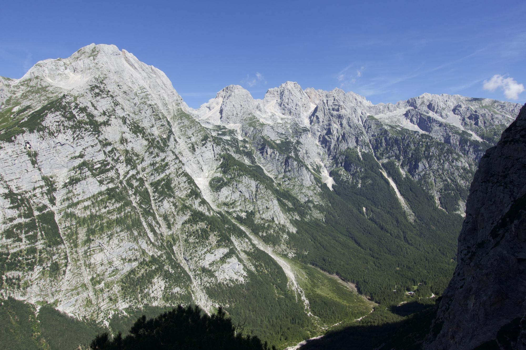 Ein Erlebnis auf Sloweniens höchstem Berg: der Triglav (Teil 1)