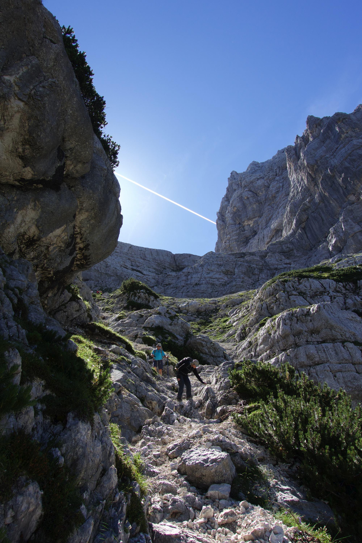 Ein Erlebnis auf Sloweniens höchstem Berg: der Triglav (Teil 2)