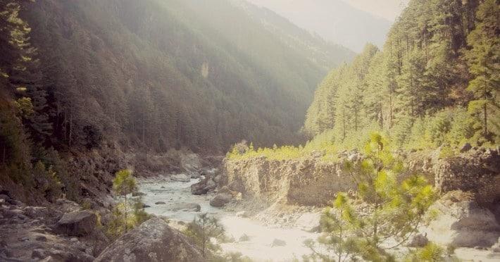 Ein Nepal-Trekking startet: Die ersten Tage