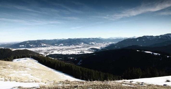 Eine Winterwanderung auf den Zwieselberg bei Bad Tölz