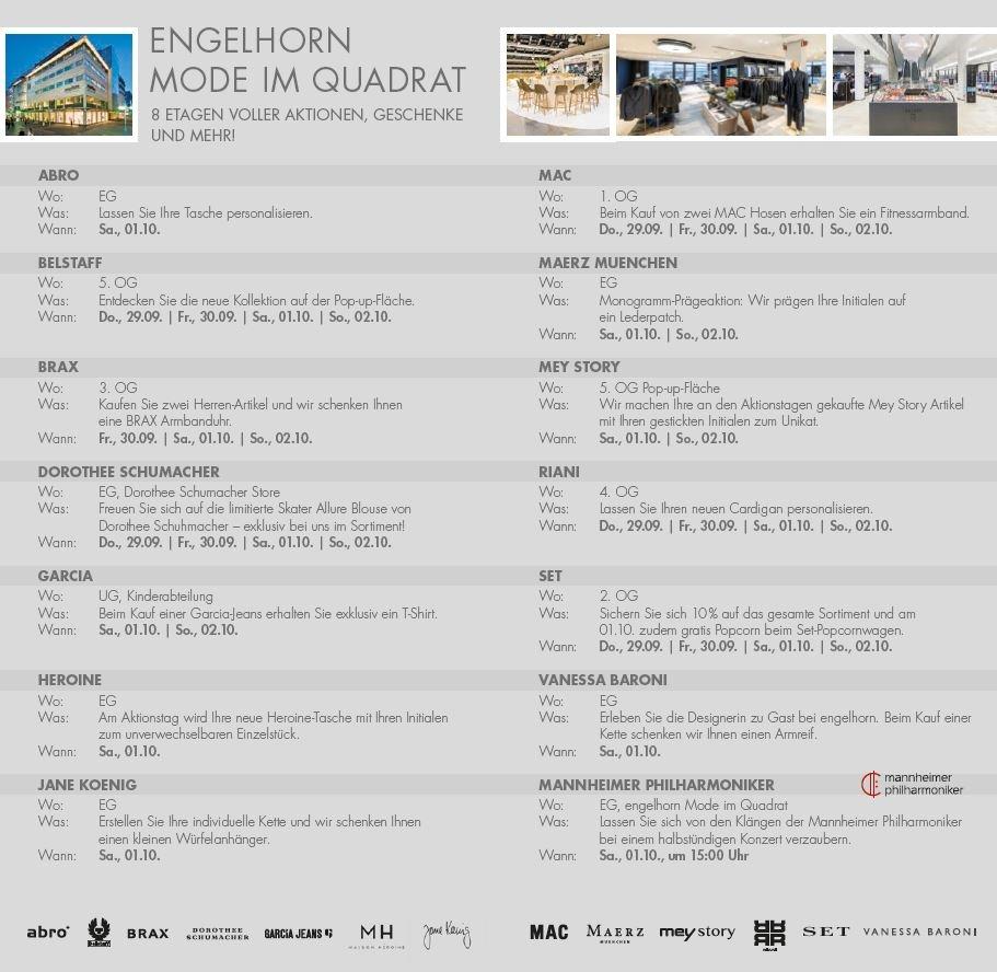 engelhorn Aktionstage
