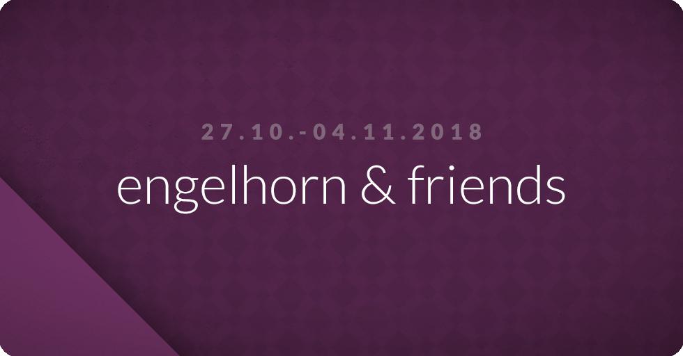 engelhorn & friends – Gutes tun beim Shoppen