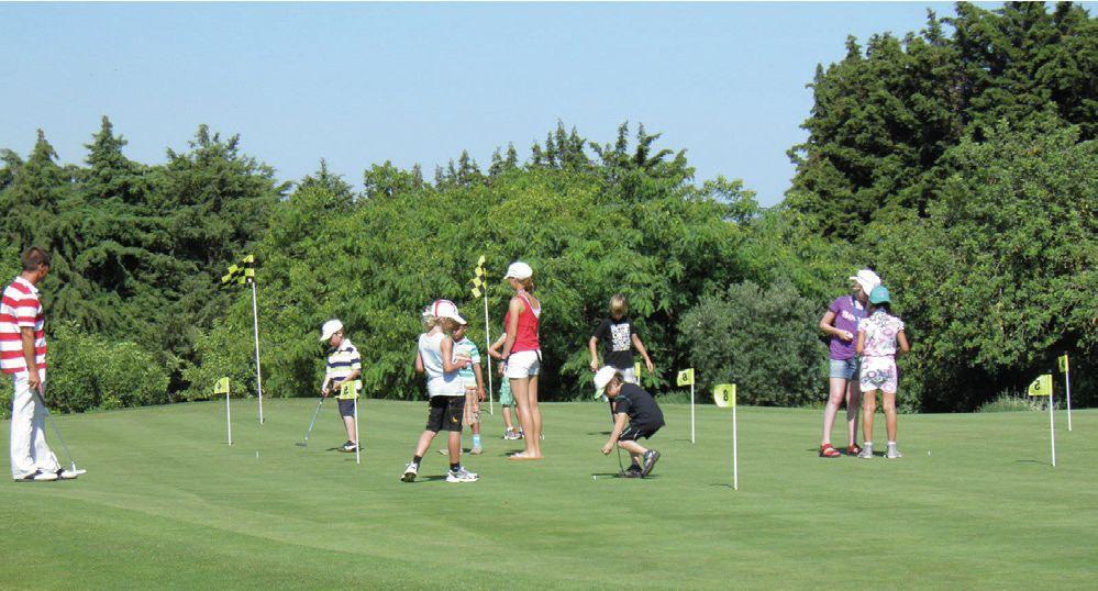 Engelhorn Sports Golf & Family Woche