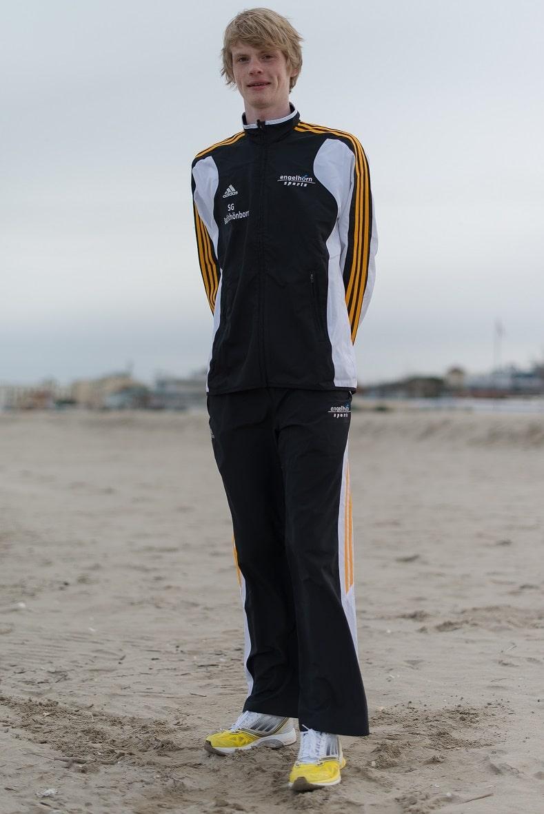 engelhorn sports Lauf-Trainingslager in Italien: Ein bisschen wie Mo Farah
