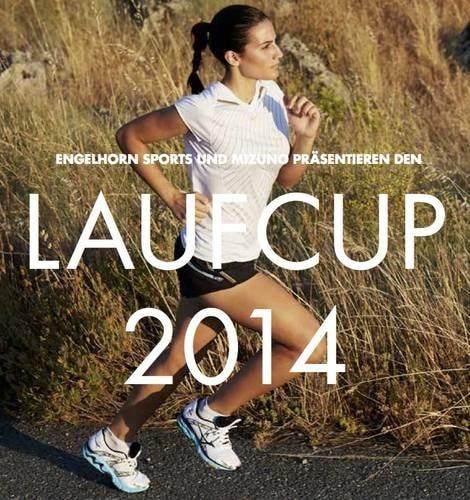 engelhorn sports Mizuno Laufcup 2014: 28. Sandhofer Straßenlauf