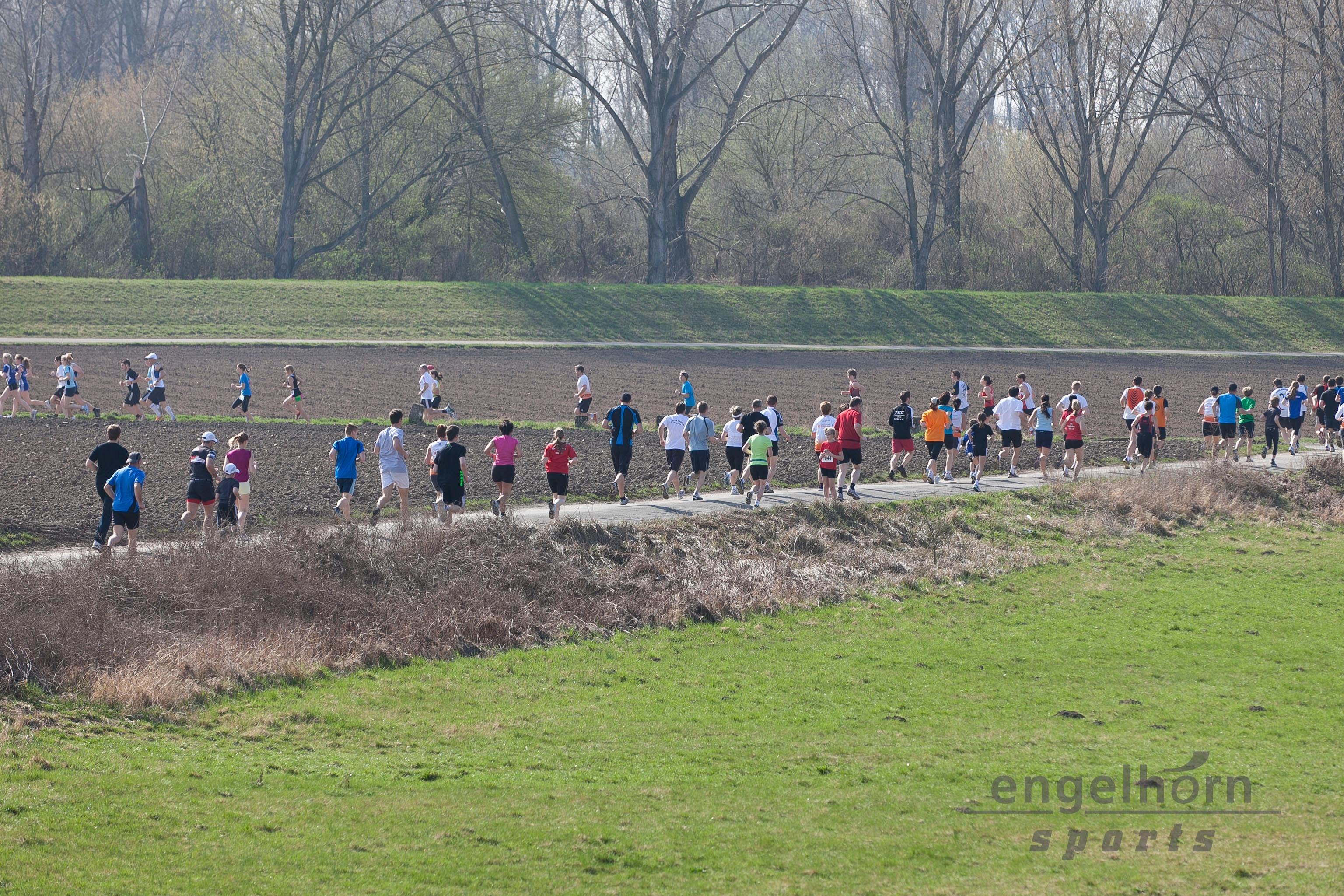 engelhorn sports Nike Laufcup 2012: Nachbericht Straßenlauf Mannheim Sandhofen