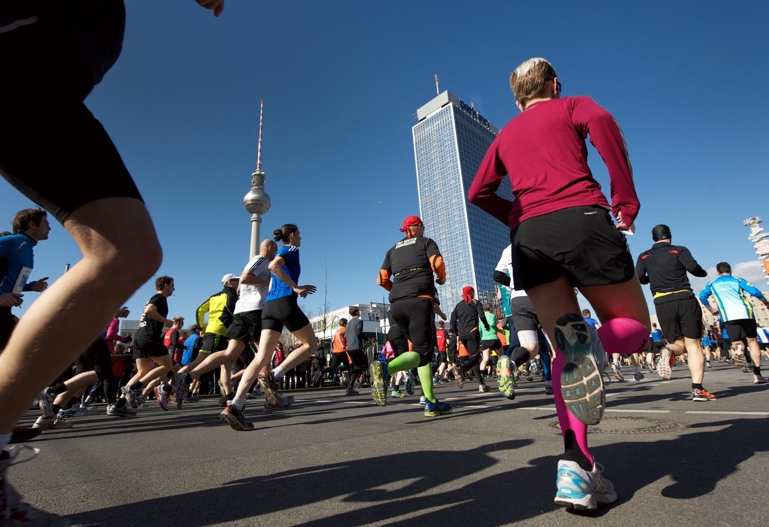 engelhorn sports und adidas verlosen Startplätze für Berliner Halbmarathon