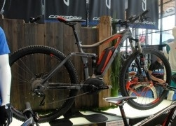 Eurobike 2013 - Teil 1 - Bike-Neuheiten soweit das Auge reicht