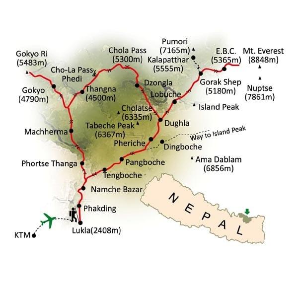 Everest Base Camp Trekking: Ein Erfahrungsbericht