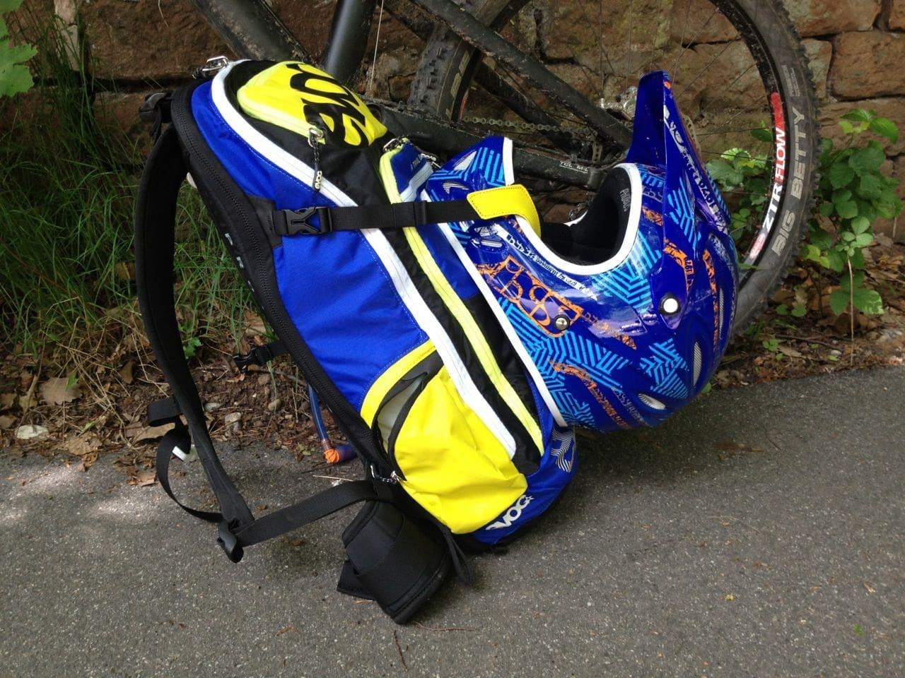 Evoc Freeride Trail: Der Mountainbike-Rucksack im Test