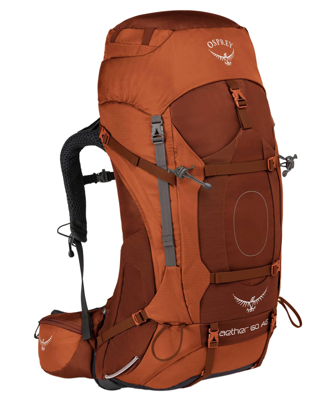 Osprey Herren Trekkingrucksack