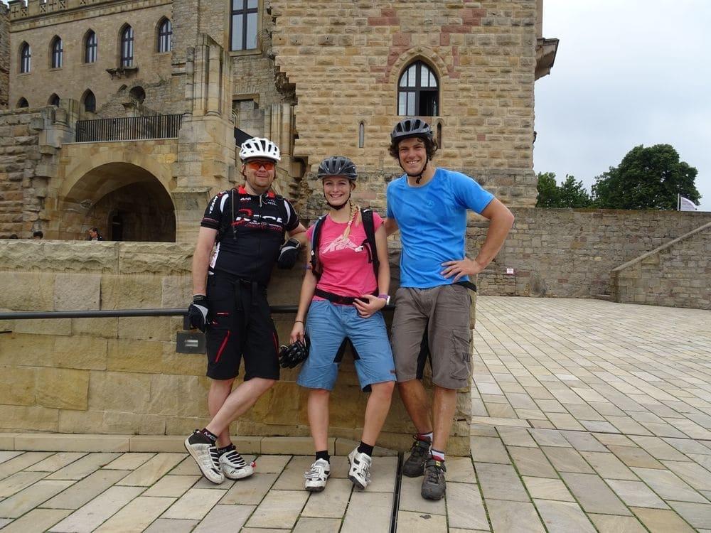 Felix Wiemers: Trail-Action nach Prüfungsstress